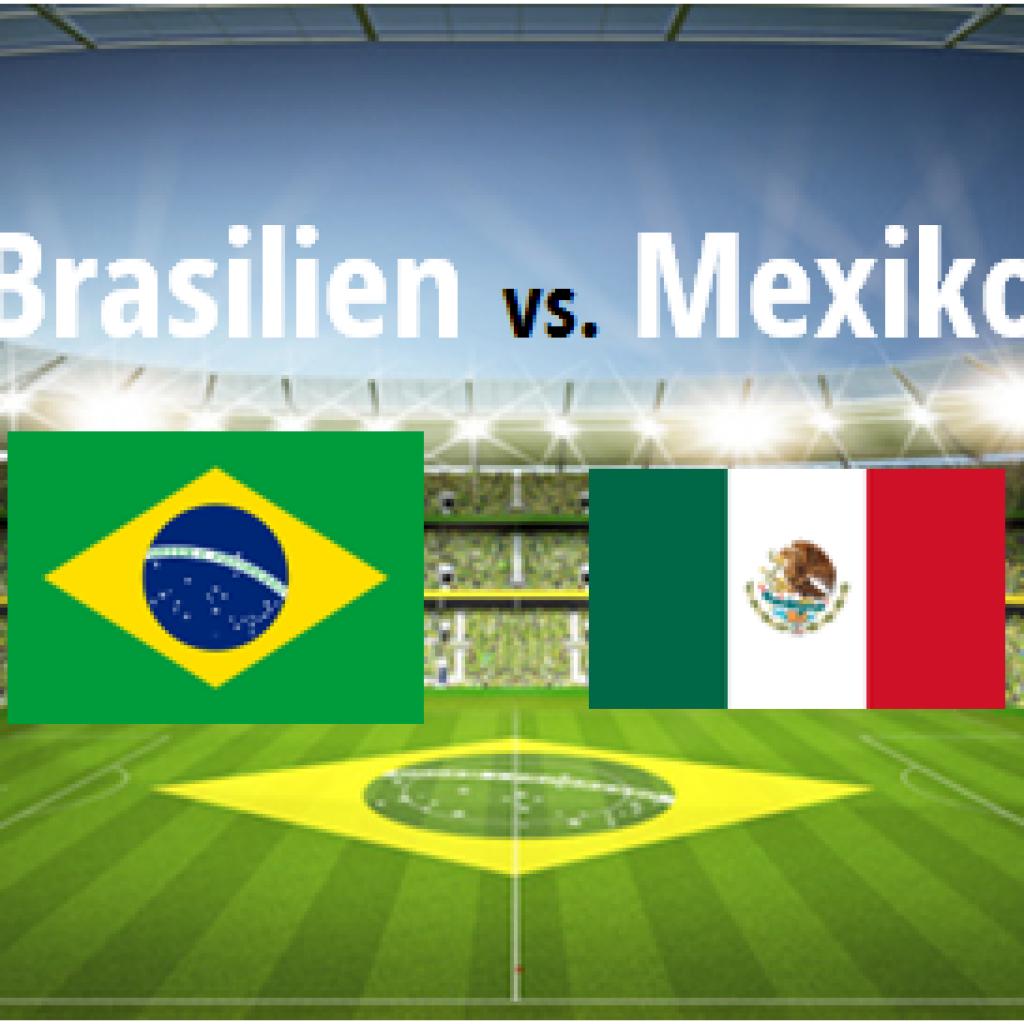 brasilien gegen mexiko
