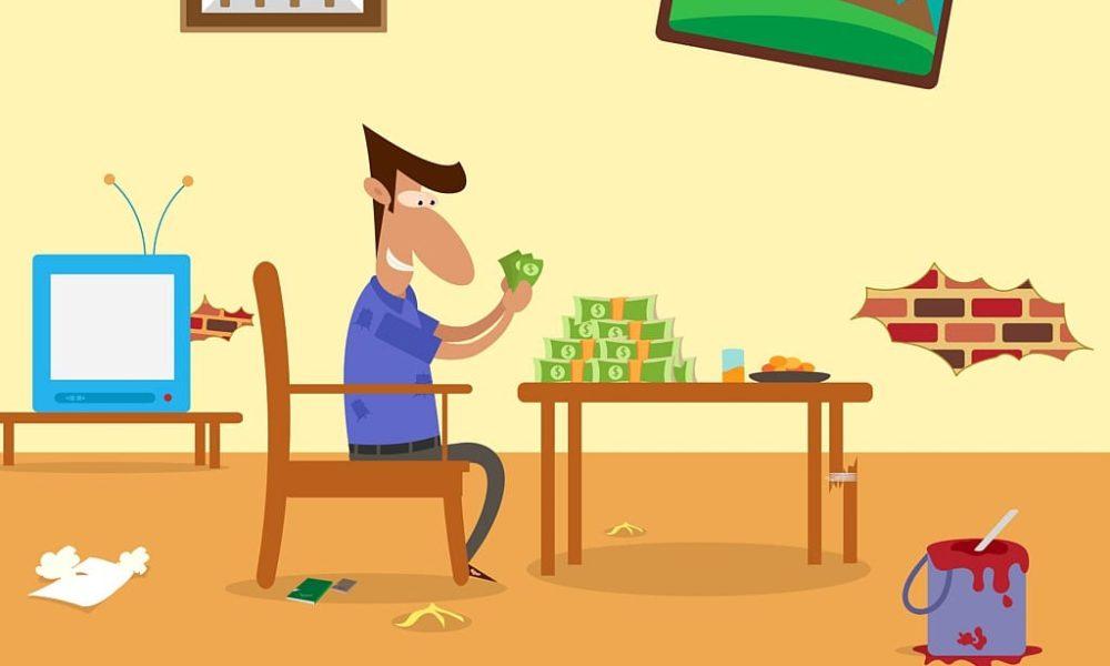 Reich werden mit aktuellen Sparzinsen?