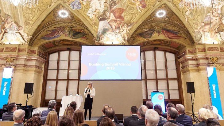 Banking Summit Vienna