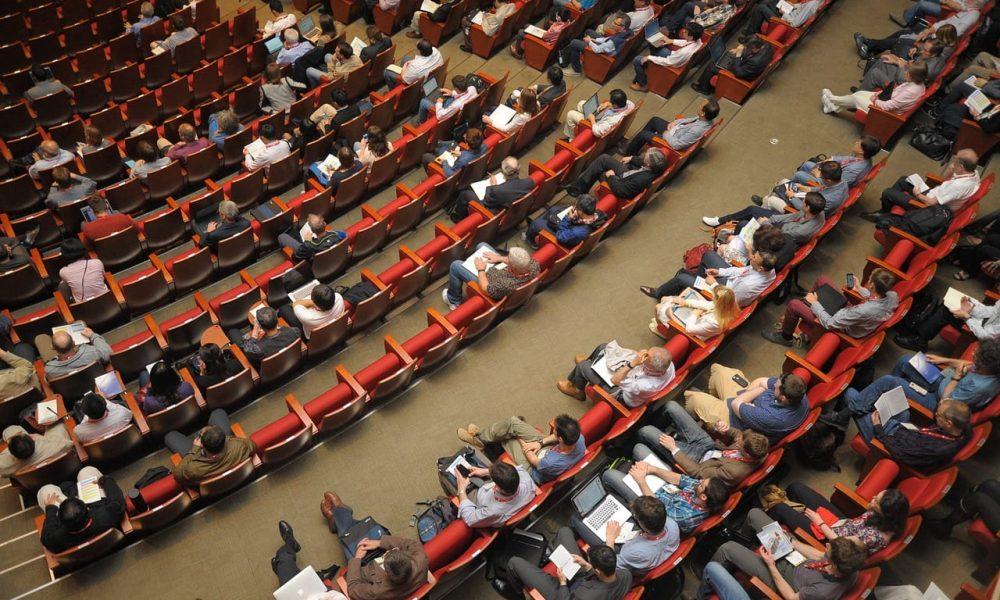 Konferenzen im Oktober 2019